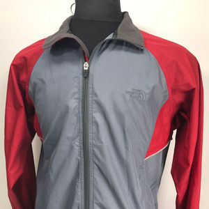 New! North Face Windbreaker Track Jacket